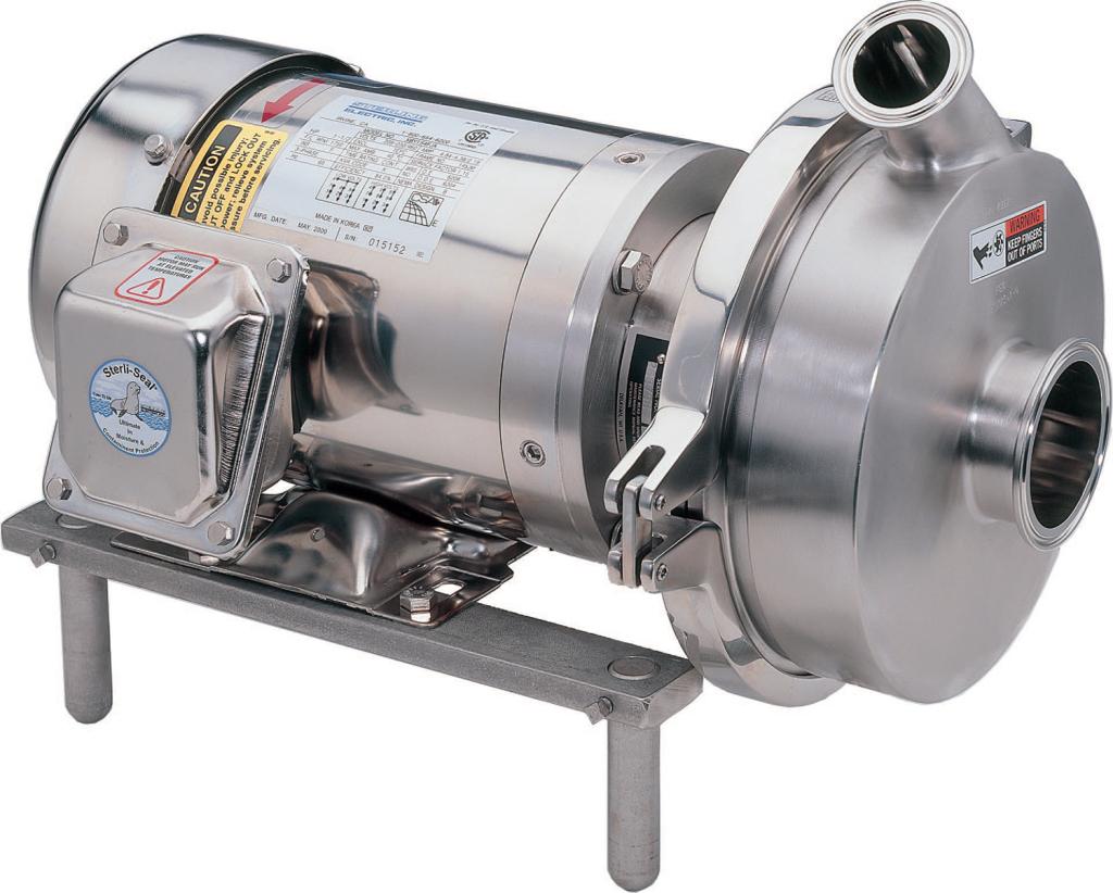 Waukesha S200 Series Centrifugal Pumps