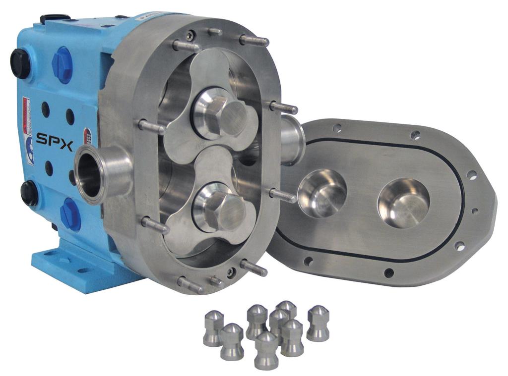 Waukesha Pump - Positive Displacement lobe