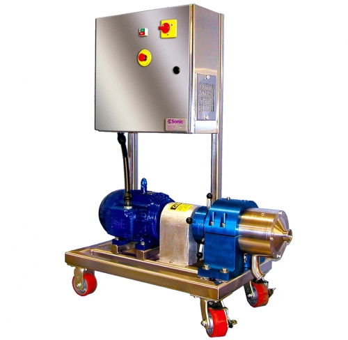 Sonic Colloid Mill