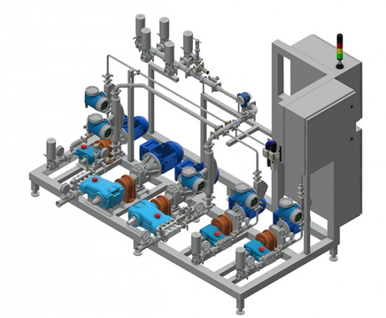 inline blending system by Sonic Corp