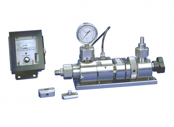 sonolator homogenizer