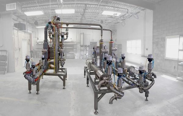 beverage processing system