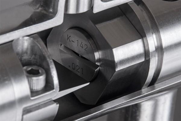 high-pressure homogenizer mixing chamber