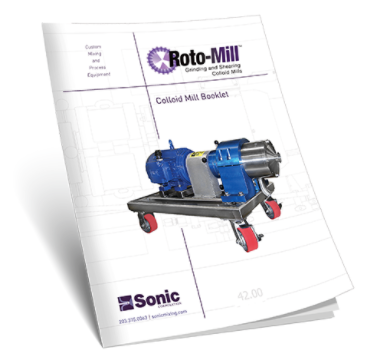 Colloid Mill Booklet