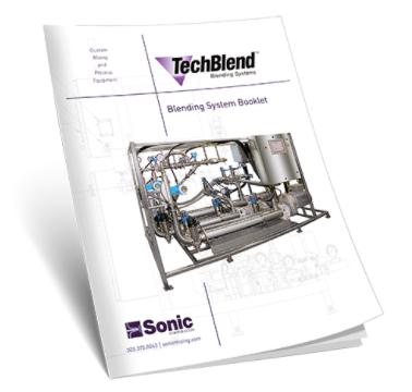 Inline Blending System Booklet
