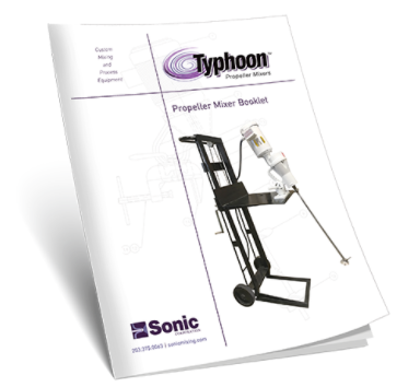 Typhoon Propeller Mixer Booklet