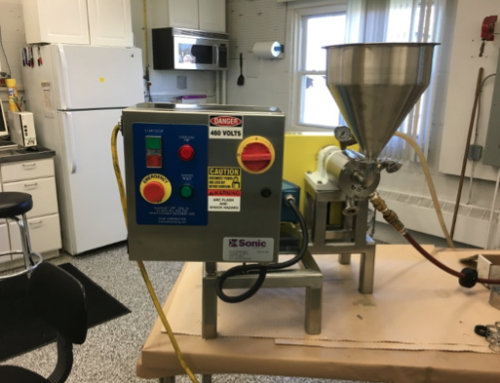 Colloid Mill Case Study – Pigment Dispersions