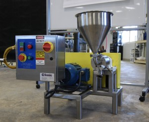 lab scale used colloid mill