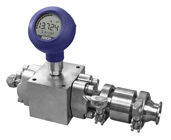 Model JetPilot-6500 High Pressure Homogenizer device