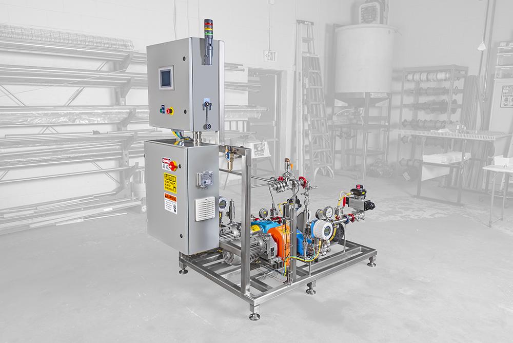 Insulation Binder Emulsification System